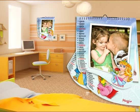 Calendario Con Foto Personali.Foto Calendario A4 Dodici Mesi Di Originalita