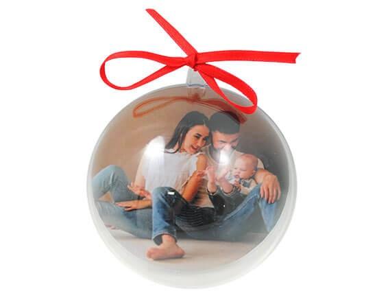 Palla Di Natale Con Foto Digitali.Crea La Tua Palla Di Natale Con Foto E Immagini